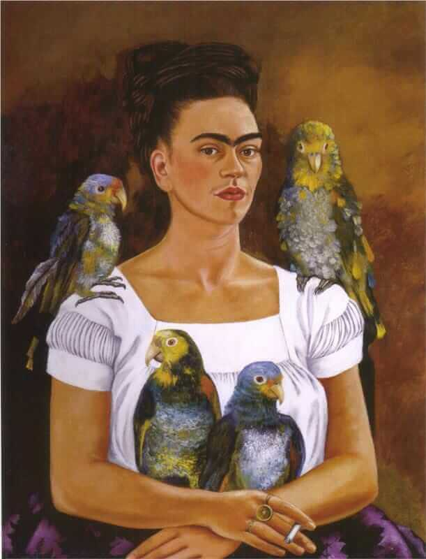 me-and-my-parrots