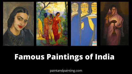Famous Paintings of India